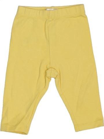 Legging niña LADYBIRD amarillo 6 meses invierno #1465409_1