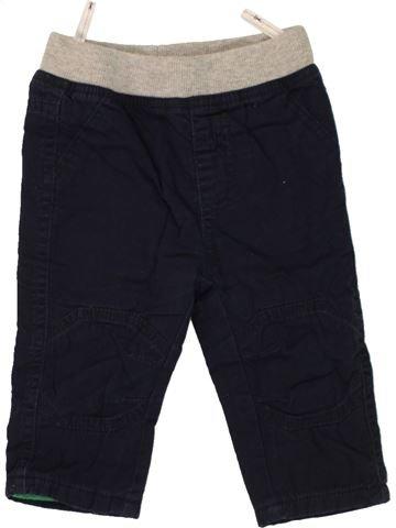 Pantalon garçon ZEEMAN noir 6 mois hiver #1466119_1