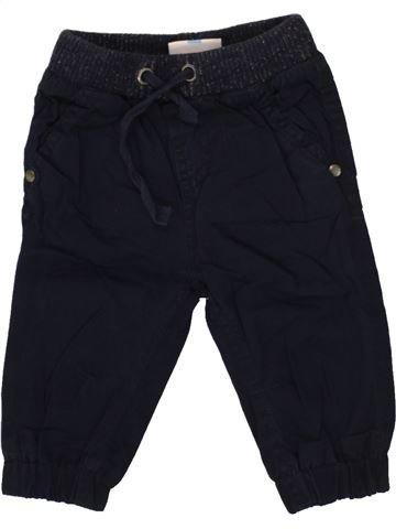 Pantalon garçon TOPOMINI noir 6 mois hiver #1466390_1