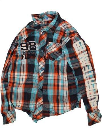 Chemise manches longues garçon TOPOLINO gris 7 ans hiver #1466415_1