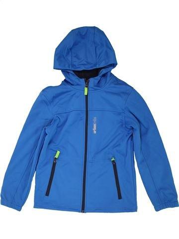 Veste garçon CRANE bleu 10 ans hiver #1467626_1