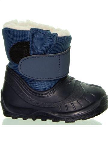 Botines niño QUECHUA azul 18 invierno #1468064_1