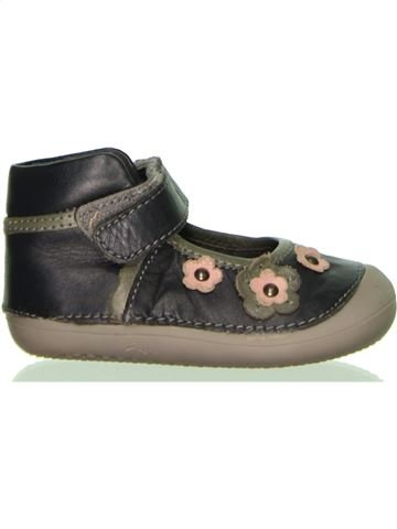 Zapatos con velcro niña GEMO marrón 19 invierno #1468574_1