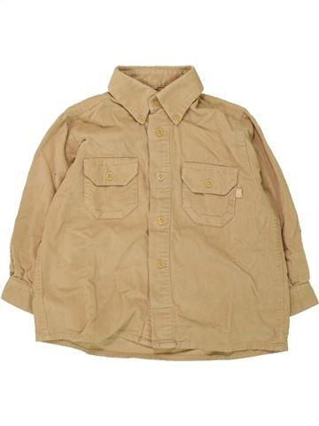 Camisa de manga larga niño MAYORAL beige 3 años invierno #1468987_1