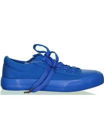 Zapatos con cordones niño CHAUSSEA azul 33 invierno #1469170_1