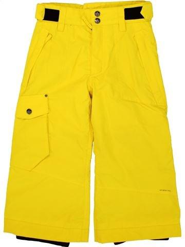 Ski garçon WED'ZE jaune 4 ans hiver #1469180_1
