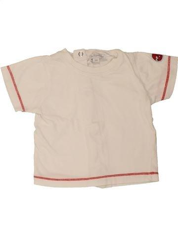 Camiseta de manga corta niño KIMBALOO azul 3 meses verano #1469456_1