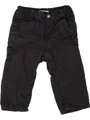 Pantalón niño OBAIBI azul oscuro 6 meses invierno #1469615_1