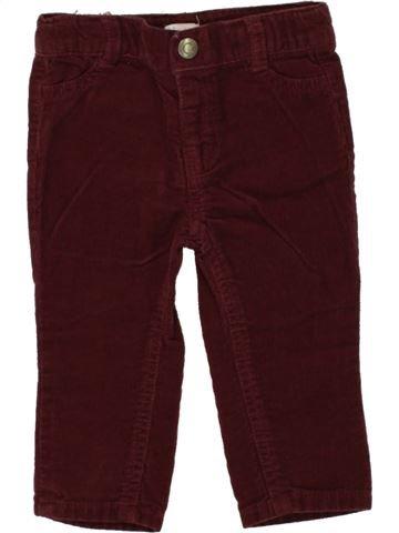 Pantalon garçon KIMBALOO marron 6 mois hiver #1469810_1