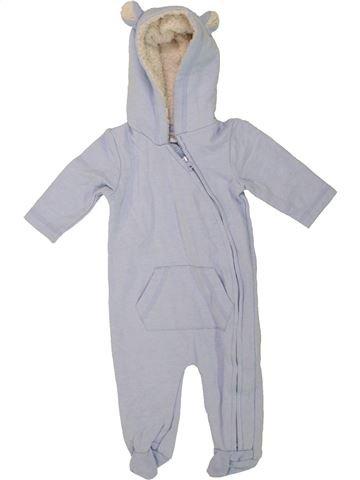 Robe de chambre garçon F&F gris 3 mois hiver #1470354_1