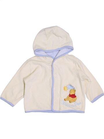 Chaleco niño LADYBIRD blanco 6 meses invierno #1471267_1