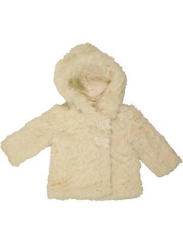 Abrigo niña LA REDOUTE CRÉATION beige 12 meses invierno #1472030_1
