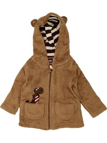 Chaleco niño LUPILU marrón 6 meses invierno #1472716_1