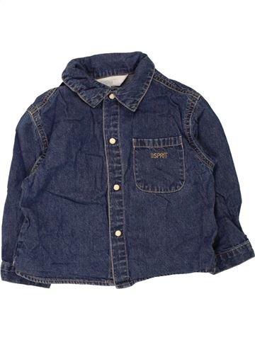 Camisa de manga larga niño ESPRIT azul 2 años invierno #1472719_1