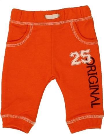 Pantalon garçon KIABI rouge 1 mois hiver #1473412_1