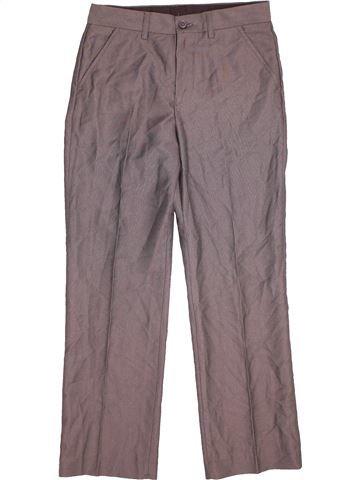 Pantalon garçon LADYBIRD gris 10 ans hiver #1473627_1
