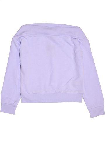 Sudadera niña NEW LOOK violeta 9 años invierno #1474157_1