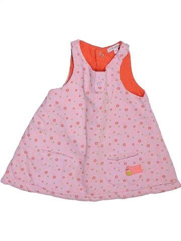 Vestido niña PREMAMAN rosa 1 mes invierno #1475066_1