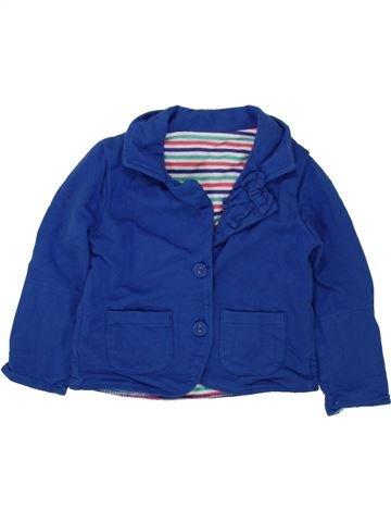 Veste fille MATALAN bleu 9 mois hiver #1475392_1