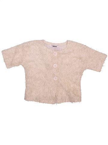 Gilet fille PEP&CO beige 6 ans hiver #1475531_1