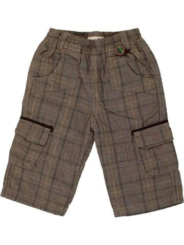 Pantalon garçon MAMAS & PAPAS gris 9 mois hiver #1476302_1