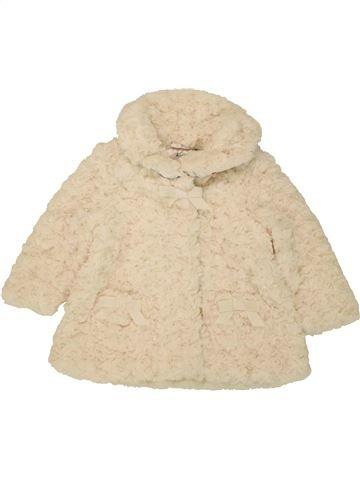 Veste fille JOHN LEWIS beige 9 mois hiver #1476488_1