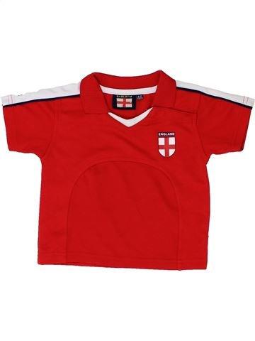 Maillot de sport garçon ENGLAND rouge 12 mois été #1477114_1