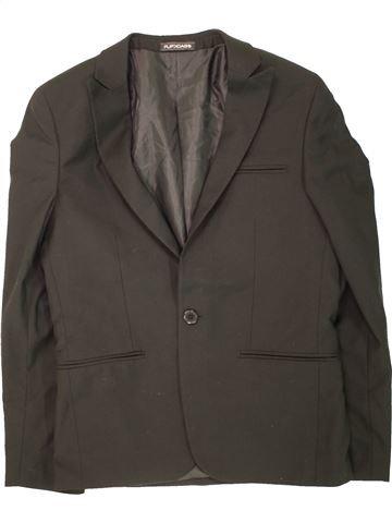 Veste garçon FLIPBACK marron 13 ans hiver #1477495_1
