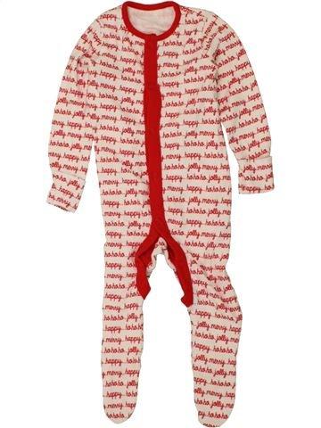 Pijama de 1 pieza niño F&F violeta 6 meses verano #1478010_1