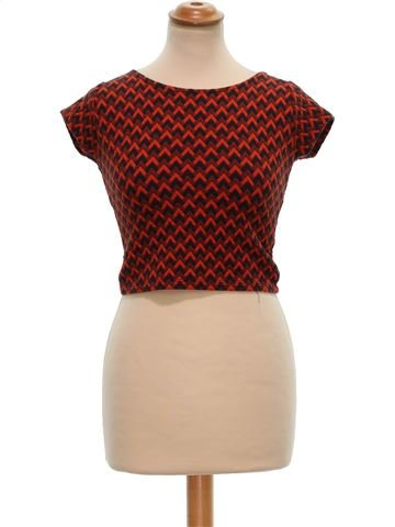Top manches courtes femme PULL&BEAR XS hiver #1478048_1