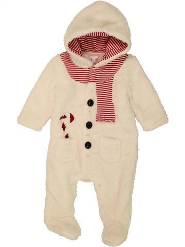 Robe de chambre garçon BLUEZOO beige 6 mois hiver #1478076_1