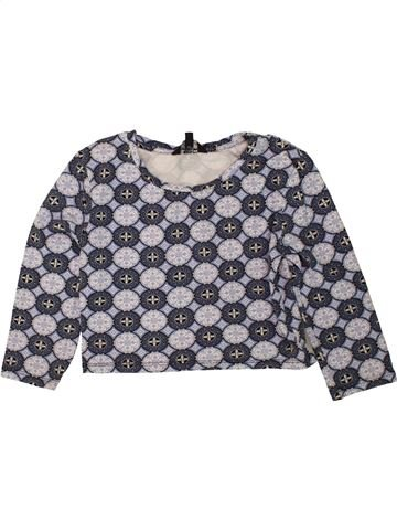 T-shirt manches longues fille CANDY COUTURE violet 11 ans hiver #1478191_1