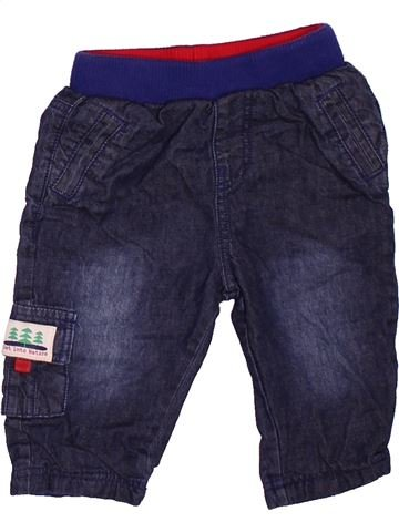 Tejano-Vaquero niño BHS azul 6 meses invierno #1478390_1