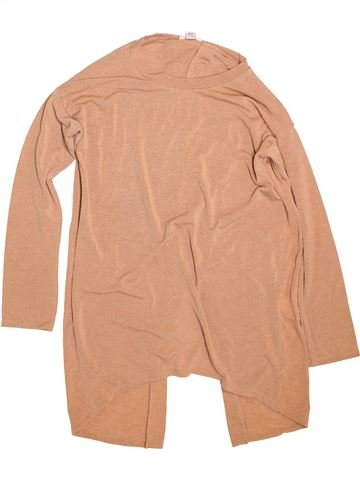Pull fille RIVER ISLAND orange 12 ans hiver #1478635_1