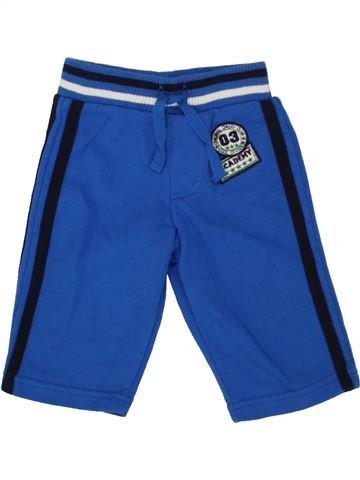Pantalon garçon BAMBINI bleu 6 mois hiver #1478954_1