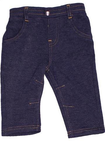 Pantalón niño CHEROKEE azul 6 meses invierno #1479200_1