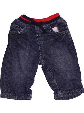Tejano-Vaquero niño DEBENHAMS azul 6 meses invierno #1479294_1