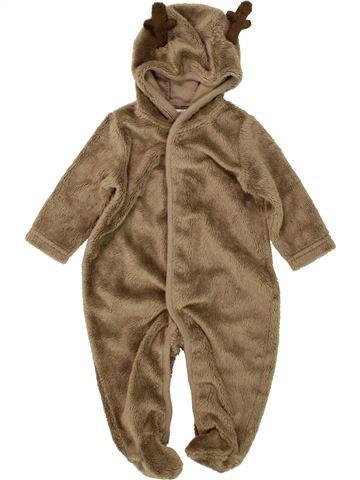 Robe de chambre unisexe TESCO marron 6 mois hiver #1479663_1