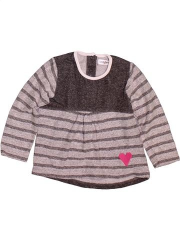 Sweat fille LADYBIRD violet 18 mois hiver #1479912_1
