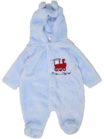 Robe de chambre garçon LITTLE BUT LOUD bleu 3 mois hiver #1479959_1