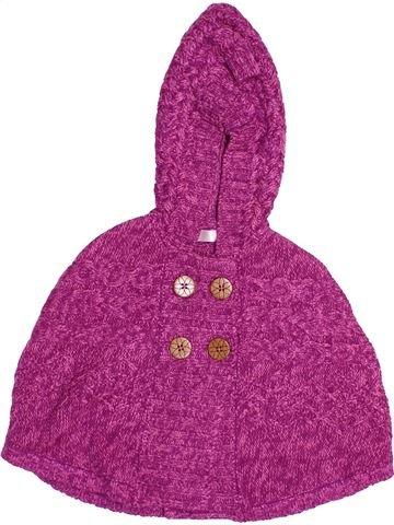Capa niña M&CO rosa 6 meses invierno #1480337_1