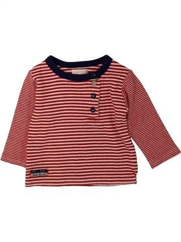 Camiseta de manga larga niño MAMAS & PAPAS marrón 6 meses invierno #1480355_1