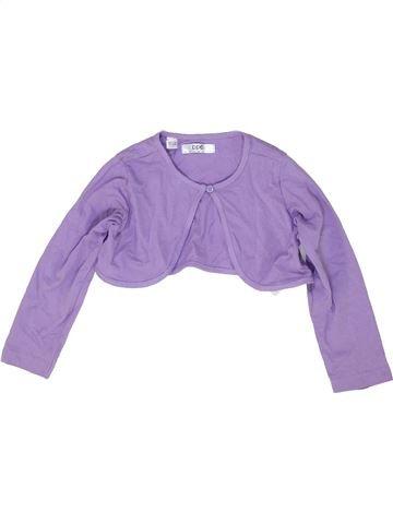 Boléro fille BONPRIX violet 5 ans été #1480660_1
