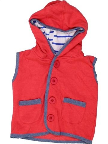 Sweat garçon HEATONS rouge 9 mois hiver #1480733_1