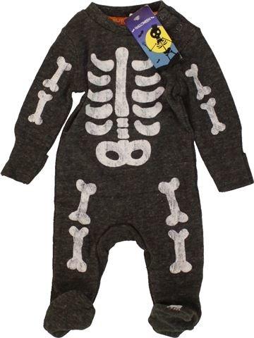 Pijama de 1 pieza niño F&F beige 1 mes verano #1480862_1