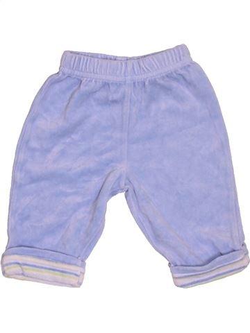 Pantalon garçon BABY MAC violet 3 mois hiver #1481060_1