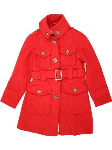 Anorak-Trinchera niña NEXT rojo 8 años invierno #1481162_1