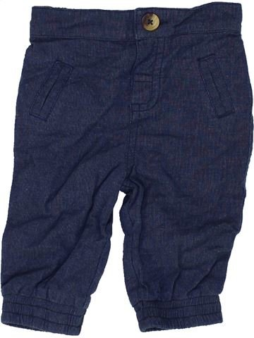 Pantalon garçon JASPER CONRAN bleu 6 mois hiver #1481365_1