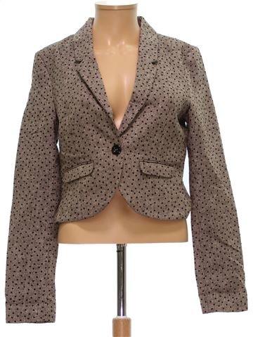 Veste de tailleur, Blazer femme H&M 38 (M - T1) hiver #1481370_1