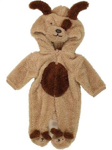 Robe de chambre garçon PRIMARK marron naissance hiver #1481611_1